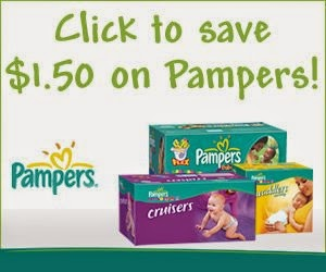 Pampers Size 7